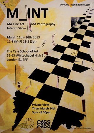MA Photography and MA Fine Art Student Show